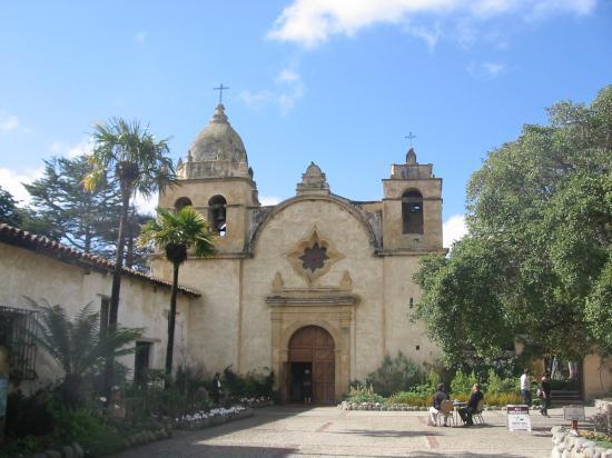 La mission San Carlos