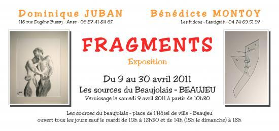 "Exposition ""Fragments"""