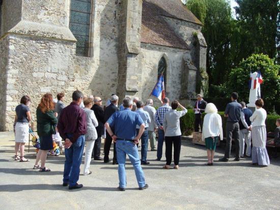 8 mai La Chapelle Monthodon