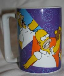 Tasse Homer donuts