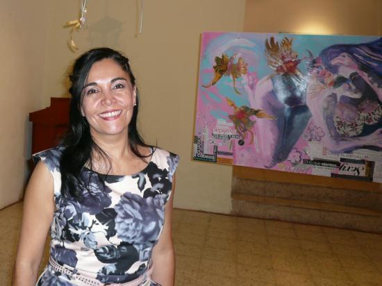 Verónica Rodriguez.