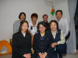 La famille Nagashima et la famille Ton - Toyobashi