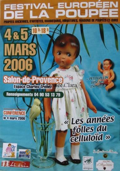 Festival Européen de la poupée 2006