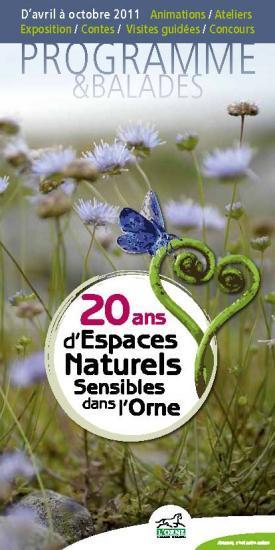 Les espaces naturels de l'Orne fêtent leurs 20 ans
