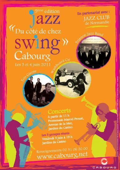 Festival de Jazz de Cabourg 2011