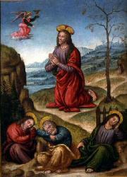 Méthode pour le Saint Rosaire et ses Mystères 16-CREDI-APOTRES-ENDORMIS-CHAMBERY-MBA