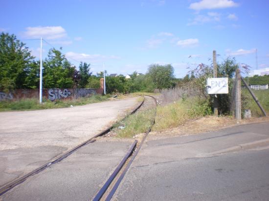 10 chartres illiers brou courtalain puis vers drou et mondoubleau - Maison au bord de la voie ferree ...