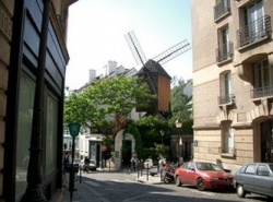 the Moulin de la Galette