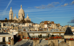 the village of Montmartre