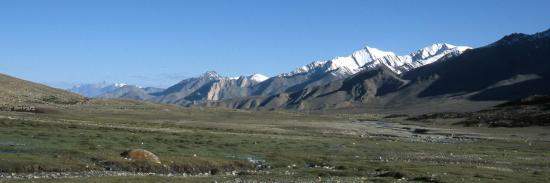 Paysage du Ladakh