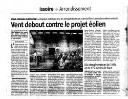"article ""la montagne"""