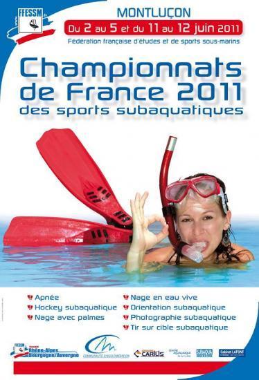 Championnat de France 2011 des Sports Subaquatiques