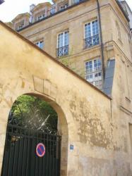 Rue Pastourelle