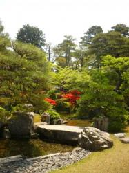 jardin imperial - Kyoto