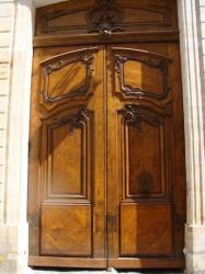 Porte cochère - Paris Marais