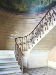 Staircase, Paris Marais