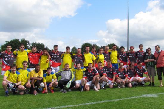 Equipes de Clermont et de Niort