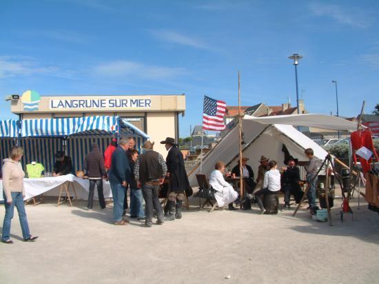 Festival country à Langru:ne/mer