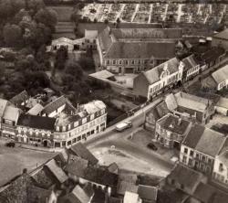 ma maison la vieille mairie, le couvent devenu hospice