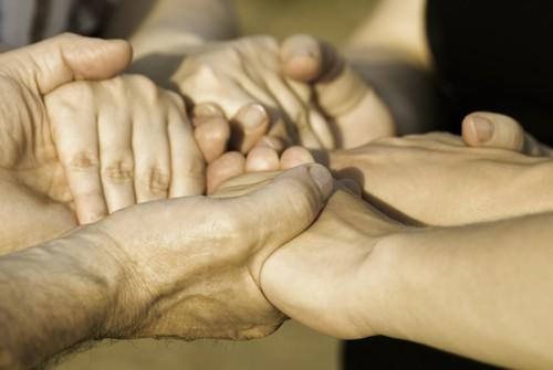 Dans le Christ, on se réconforte les uns les autres.