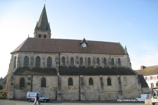 église de Nesles-la-Vallée