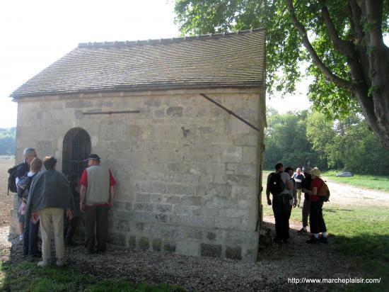 Chapelle à Hédouville