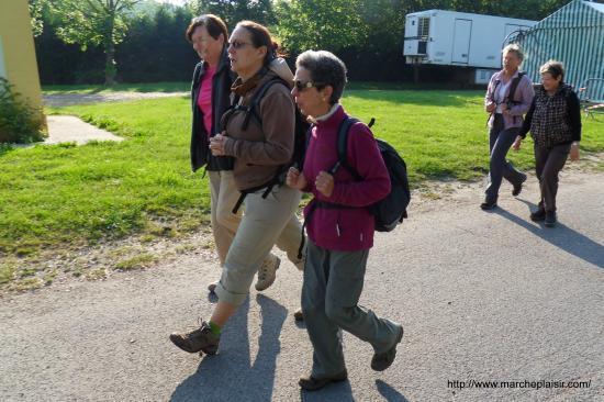 Micheline, Annick, Caro ( de gauche à droite)