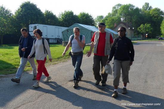 Bernard, amie de Maryse, Bruno, Antoine, Maryse