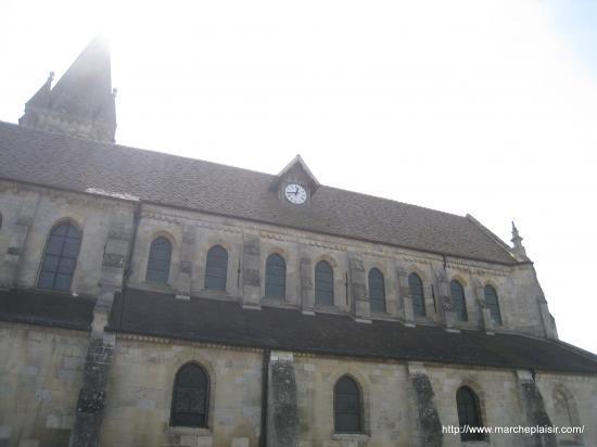 église Saint-Symphorien de Nesles-la-Vallée
