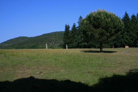 Menhirs du Lambert