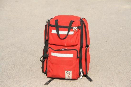 Le sac de secours