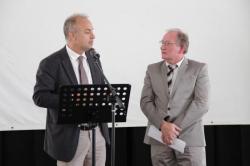 Pierre-Yves Pouliquen et André Simon.JPGPierre-Yves Pouliquen et André Simon.