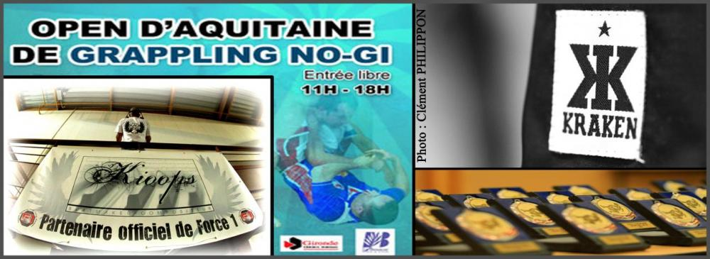 Open d'Aquitaine de Grappling 2011 - Chacal Prod
