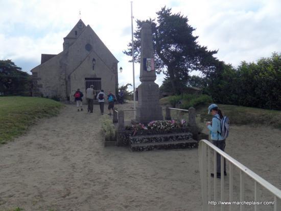 église de Courdimanche Village