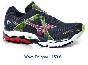 Chaussure de sport Mizuno Wave