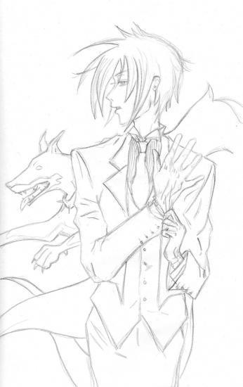 Sebastian, Black butler
