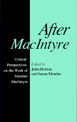 macintyre hegel collection critical essays