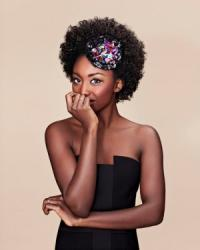 belle coupe afro