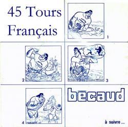 45 tours français Gilbert Bécaud
