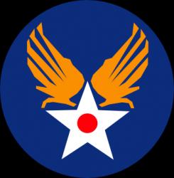 Insigne de l'USAAF