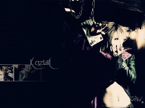 Mon personnage, Kazuki