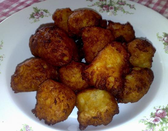Boulettes de pommes de terre CARSG