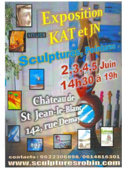 Exposition KAT et JN