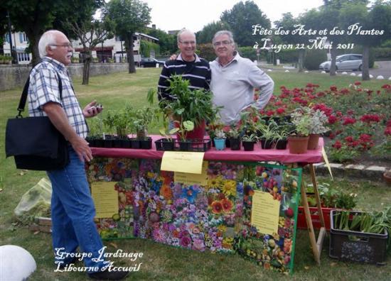 Bourse aux plantes for Bourse exterieur