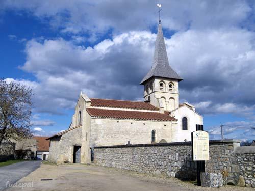 Eglise de Mazerier