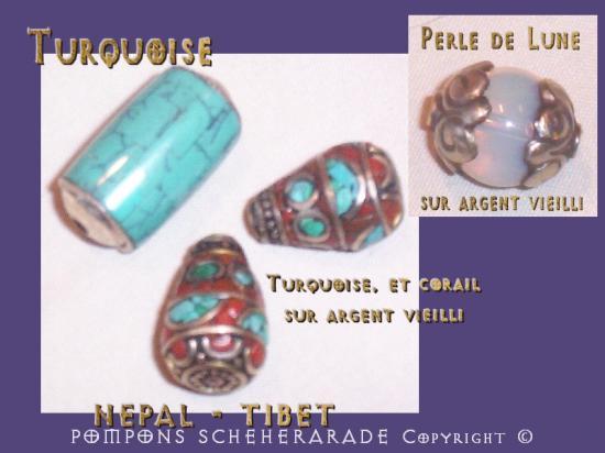 pouvoir pierres turquoises