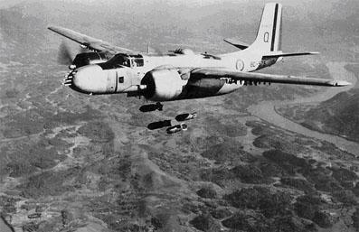 B26 bombardant