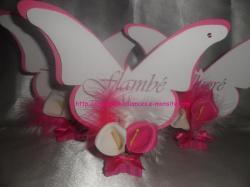 marque table papillon