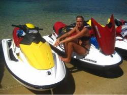 location jet ski bonifacio