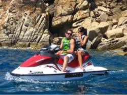 Location jet ski santa giulia